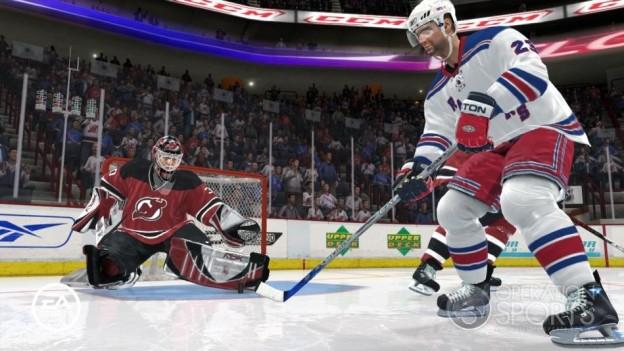 NHL 08 Screenshot #24 for Xbox 360