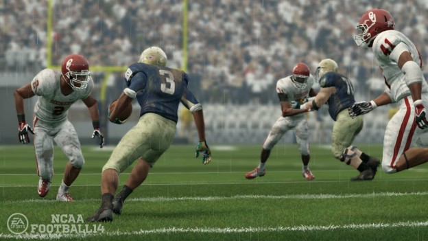 NCAA Football 14 Screenshot #216 for Xbox 360