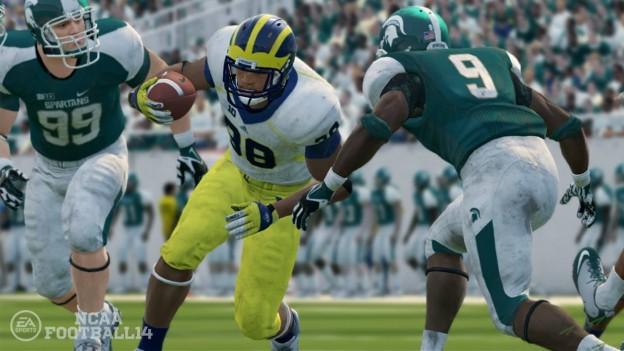 NCAA Football 14 Screenshot #166 for PS3