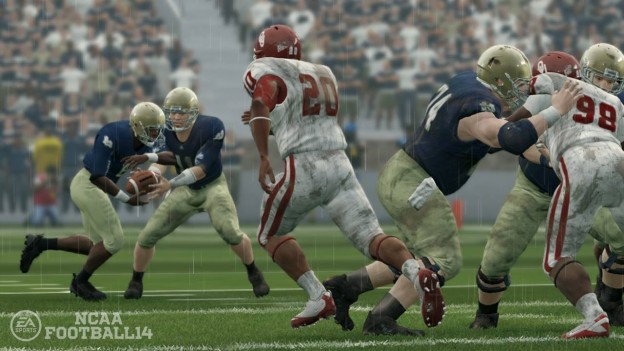 NCAA Football 14 Screenshot #167 for PS3