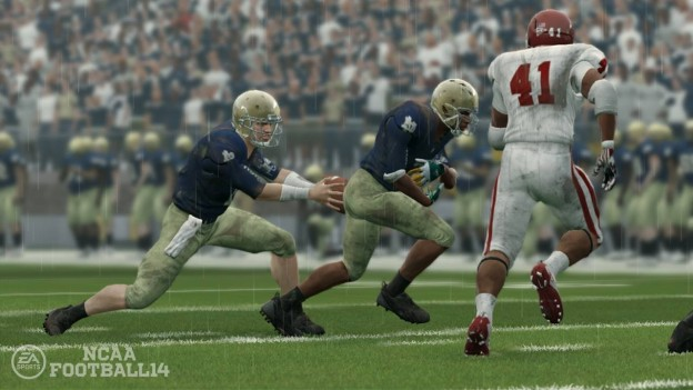 NCAA Football 14 Screenshot #171 for PS3