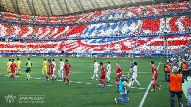 Pro Evolution Soccer 2014 Screenshot #20 for PS3
