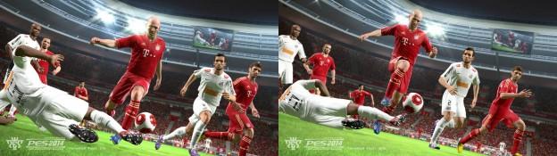 Pro Evolution Soccer 2014 Screenshot #24 for PS3
