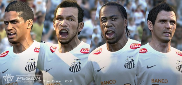 Pro Evolution Soccer 2014 Screenshot #26 for PS3