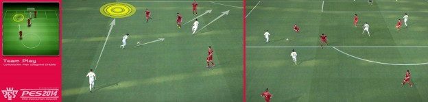 Pro Evolution Soccer 2014 Screenshot #29 for PS3