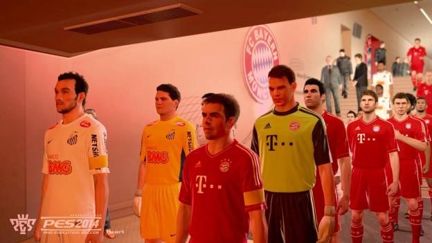 Pro Evolution Soccer 2014 Screenshot #31 for PS3