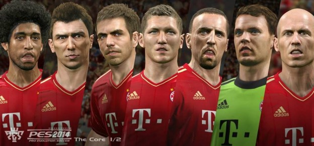 Pro Evolution Soccer 2014 Screenshot #8 for Xbox 360