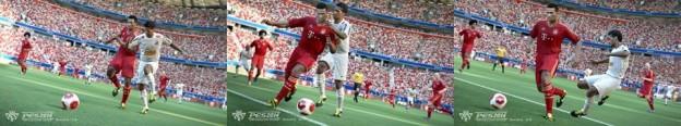 Pro Evolution Soccer 2014 Screenshot #13 for Xbox 360