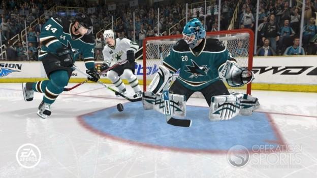 NHL 08 Screenshot #30 for Xbox 360