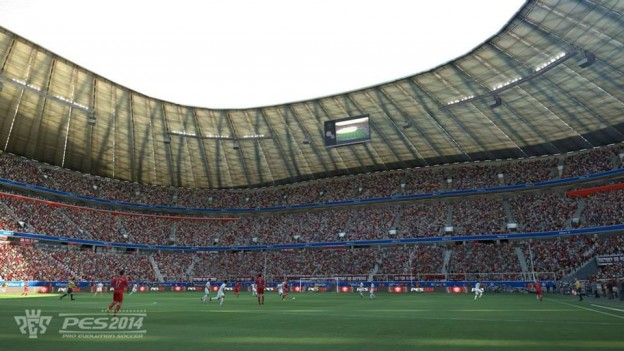 Pro Evolution Soccer 2014 Screenshot #22 for Xbox 360