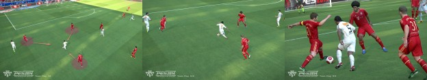 Pro Evolution Soccer 2014 Screenshot #28 for Xbox 360