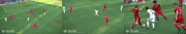 Pro Evolution Soccer 2014 Screenshot #30 for Xbox 360