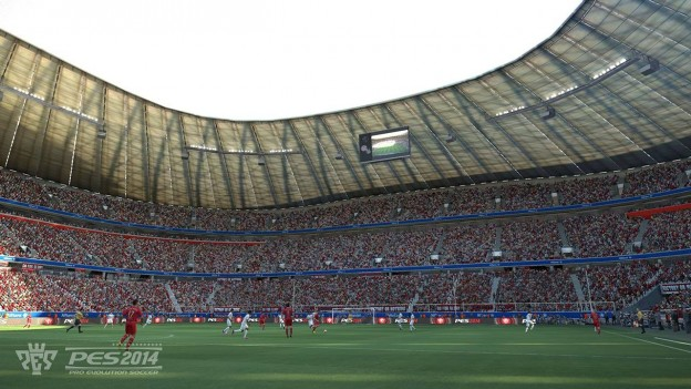 Pro Evolution Soccer 2014 Screenshot #32 for Xbox 360
