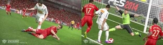 Pro Evolution Soccer 2014 Screenshot #33 for Xbox 360