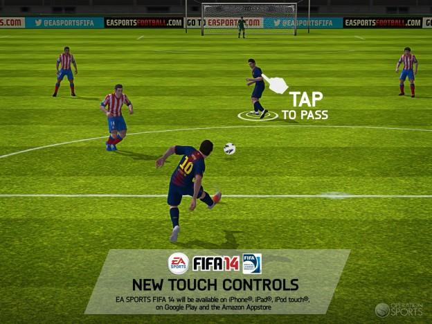 FIFA Soccer 14 Screenshot #1 for iOS