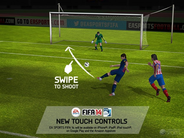 FIFA Soccer 14 Screenshot #2 for iOS