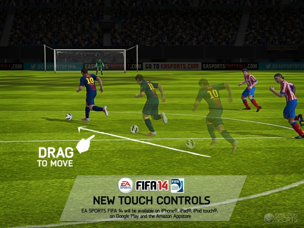 FIFA Soccer 14 Screenshot #3 for iOS