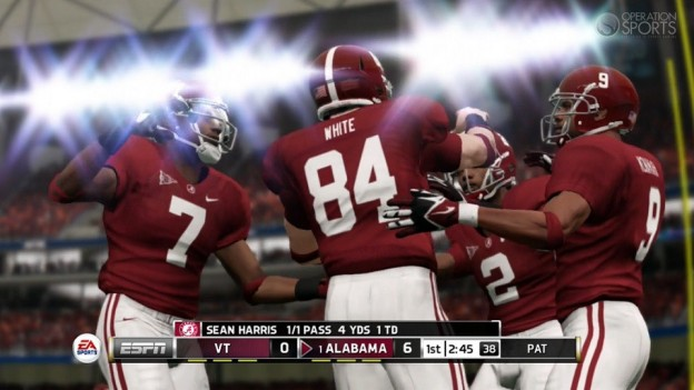 NCAA Football 14 Screenshot #227 for Xbox 360