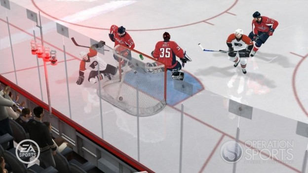 NHL 08 Screenshot #34 for Xbox 360