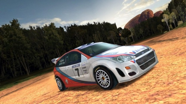 Colin McRae Rally Screenshot #3 for iOS