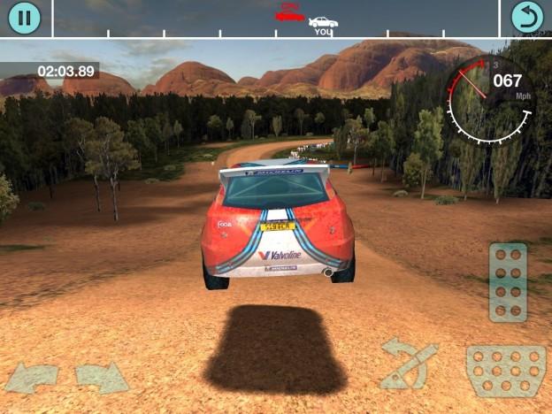 Colin McRae Rally Screenshot #8 for iOS