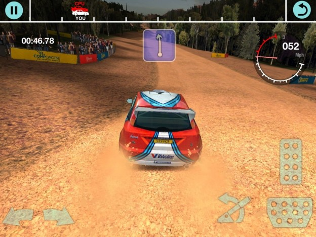 Colin McRae Rally Screenshot #9 for iOS