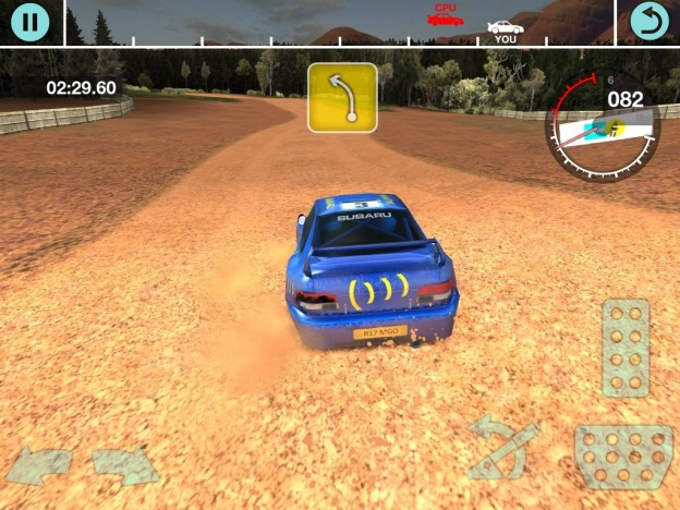 Colin McRae Rally Screenshot #28 for iOS