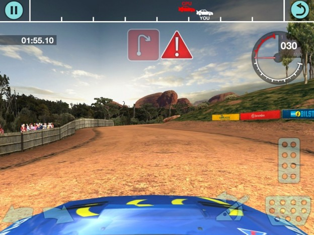 Colin McRae Rally Screenshot #29 for iOS