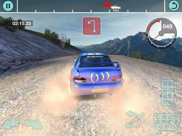 Colin McRae Rally Screenshot #30 for iOS