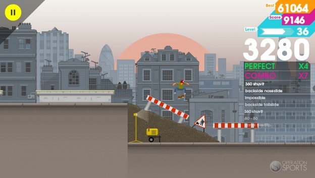 OlliOlli Screenshot #2 for PS Vita