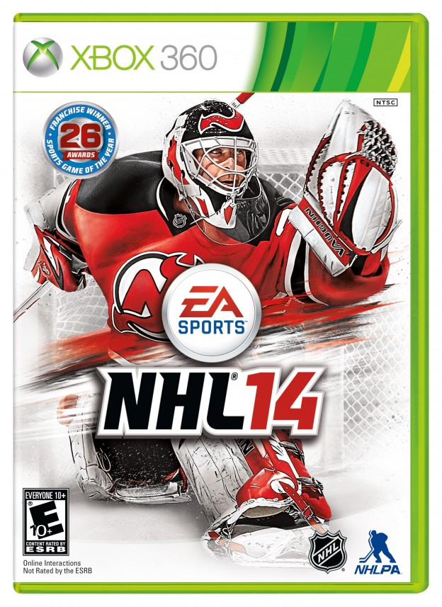 NHL 14 Screenshot #44 for Xbox 360