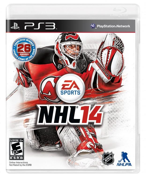 NHL 14 Screenshot #16 for PS3