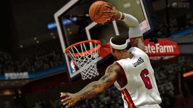 NBA 2K14 Screenshot #4 for Xbox 360