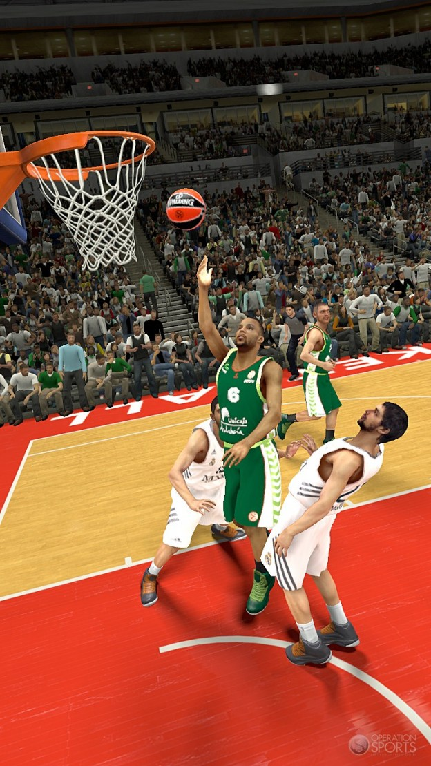 NBA 2K14 Screenshot #7 for Xbox 360