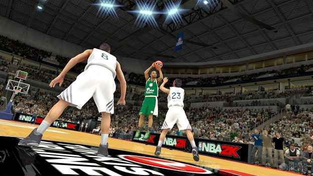 NBA 2K14 Screenshot #8 for Xbox 360