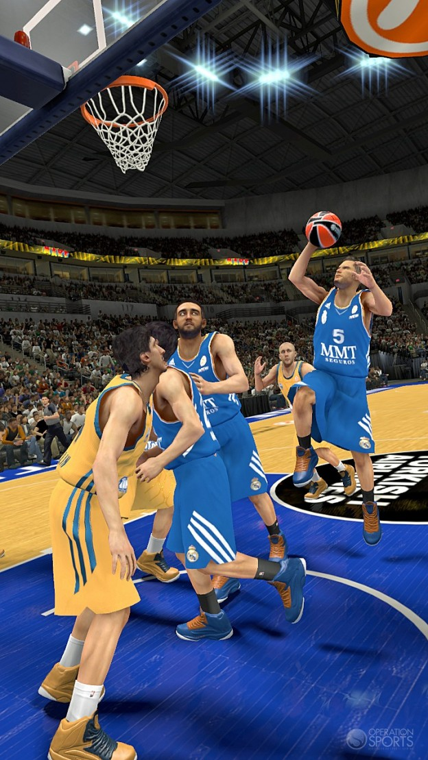 NBA 2K14 Screenshot #9 for Xbox 360
