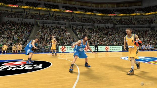 NBA 2K14 Screenshot #11 for Xbox 360