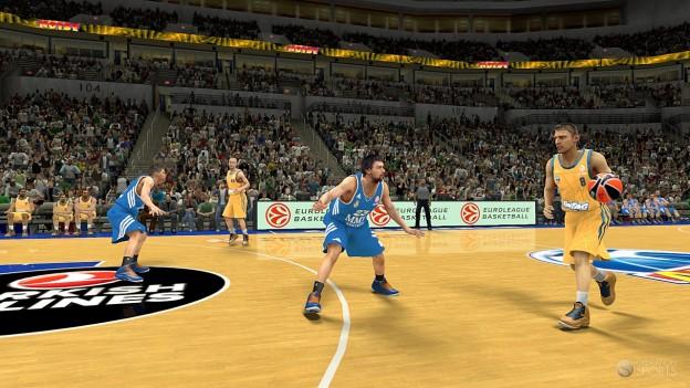 NBA 2K14 Screenshot #9 for PS3