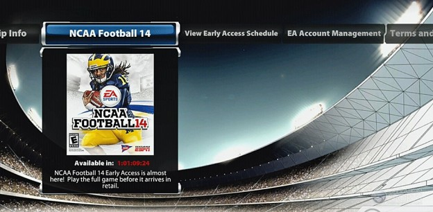 NCAA Football 14 Screenshot #230 for Xbox 360