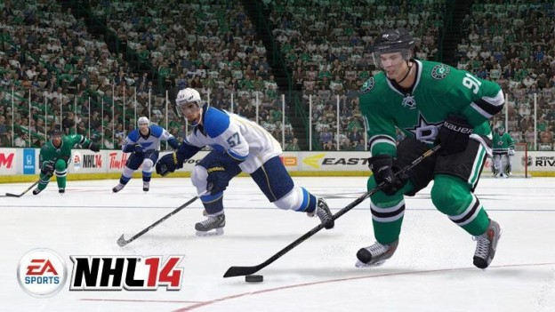 NHL 14 Screenshot #45 for Xbox 360