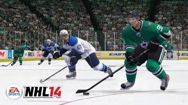 NHL 14 Screenshot #45 for Xbox 360