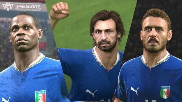 Pro Evolution Soccer 2014 Screenshot #35 for Xbox 360