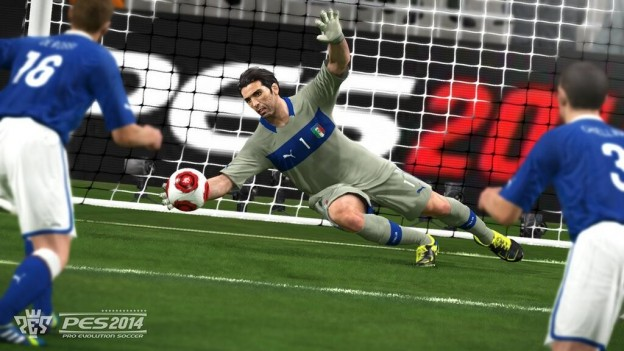 Pro Evolution Soccer 2014 Screenshot #34 for PS3