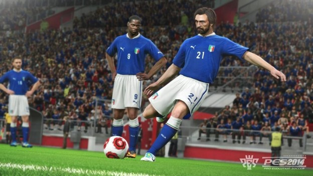 Pro Evolution Soccer 2014 Screenshot #37 for PS3
