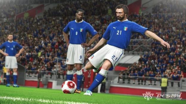 Pro Evolution Soccer 2014 Screenshot #37 for PS3