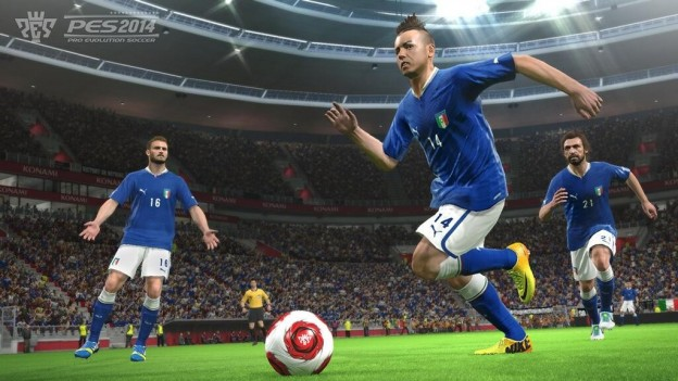 Pro Evolution Soccer 2014 Screenshot #38 for PS3