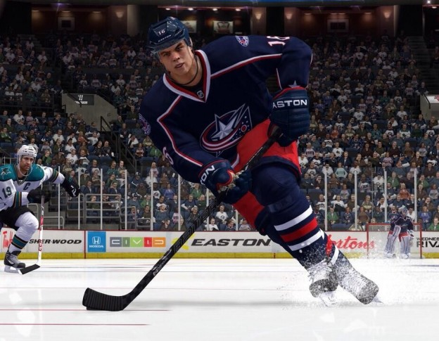 NHL 14 Screenshot #18 for PS3