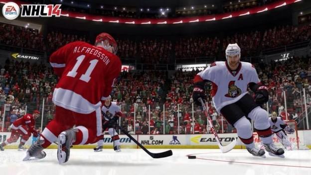 NHL 14 Screenshot #19 for PS3