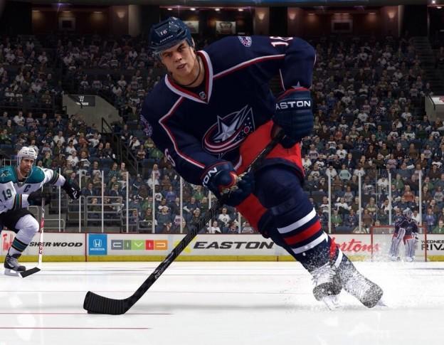 NHL 14 Screenshot #46 for Xbox 360
