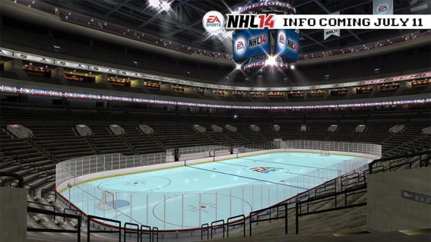 NHL 14 Screenshot #49 for Xbox 360